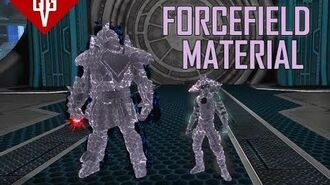 DCUO New Forcefield Material! (Bottled City Blues Collection)