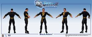 DC ren icnChar BlackAdam multi