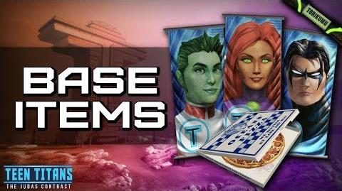 DCUO Episode 32 Base Items