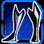Icon Feet 003 Blue
