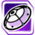 Icon Shield 004 Purple