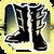 Icon Feet 004 Light Goldenrod Yellow