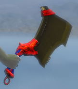 One-HandedScarecrowsTwistedCleaver