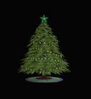 Riddler Holiday Tree