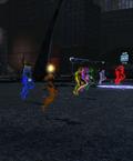 Blackest Night - Lantern Leaders