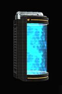 Azure Mist Container