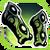 Icon Hand Blast 010 Green