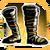 Icon Feet 006 Gold