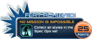 Feat - No Mission Is Impossible
