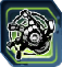 Icon Hand Blast 001 Green