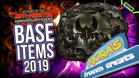 DCUO Anniversary Event 2019 Base Items