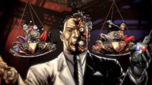 Two-Face (Old Gotham Subway Unlock)