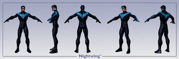 DC ren icnChar Nightwing multi