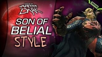 DCUO Episode 34 Son of Belial Style (Inspired by Etrigan)