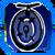 Icon Neck 015 Blue