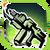Icon Dual Pistol 006 Green