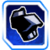 Icon Shoulders 005 Blue