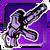 Icon Rifle 004 Purple