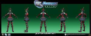 84813 DC ren plyrGear Jester female