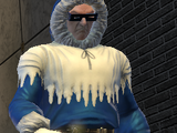 WANTED: Captain Cold