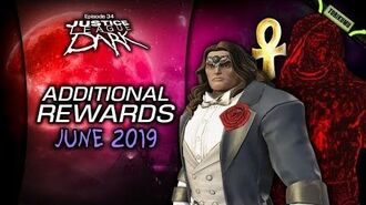 DCUO Episode 34 Additional Rewards - June 2019 - Pulse Material, Zatanna Styles & More!