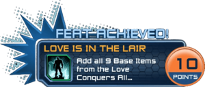 Feat - Love is in the Lair