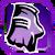Icon Hands 005 Purple