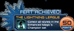 Feat - The Lightning League
