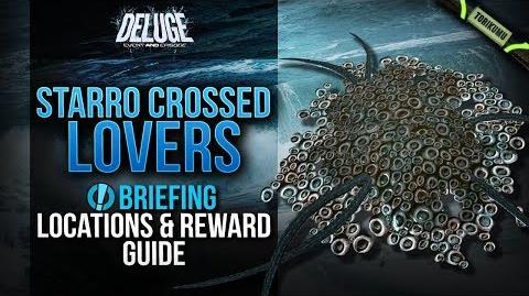Starro Crossed Lovers (Briefings)