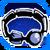 Icon Waist 004 Blue