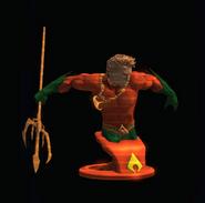 Aquaman Bust by Jim Lee - Floor
