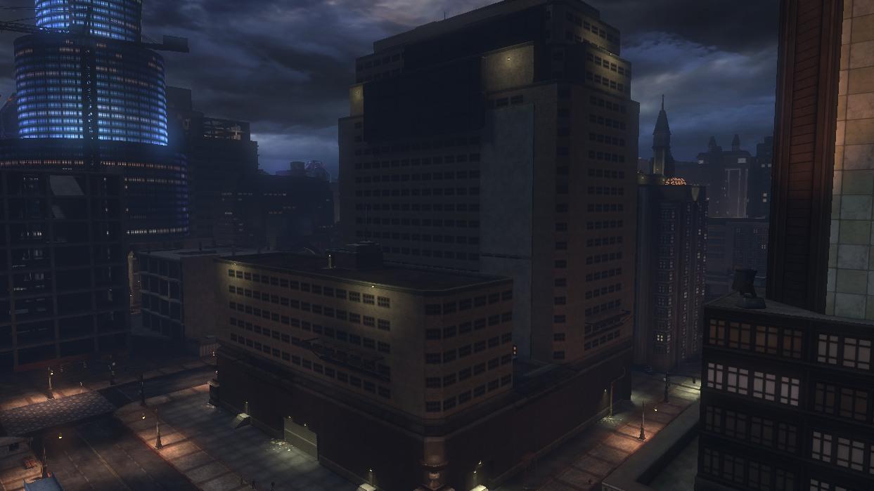 Dc Universe Online Base Building