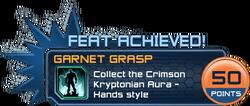 Feat - Garnet Grasp