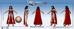 DC ren char WonderWoman multi