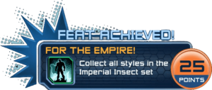 Feat - For the Empire!