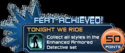 Feat - Tonight We Ride