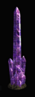 Tall Zamaron Crystal Growth