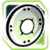 Icon Shield 007 Green