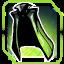 Icon Back Cape 002 Green