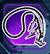 Icon Neck 016 Purple