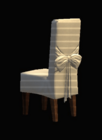 Chair with Sash