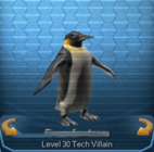 Emperor Penguin Totem