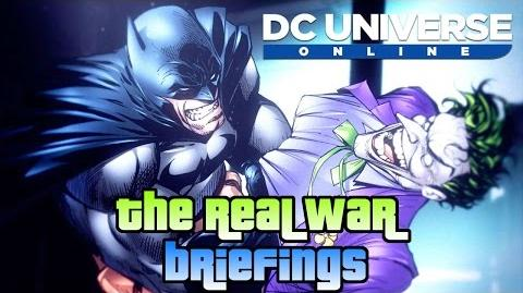 The Real War (Briefings)