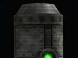 Venom Equipment Tower Base