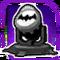 BI Bat-Signal Purple