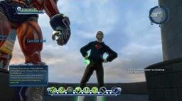 DCUO roleplay part 1-2