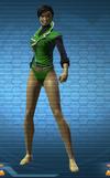 Iconic Gardner-style Female
