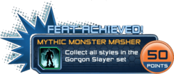 Feat - Mythic Monster Masher