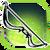 Icon Bow 001 Green