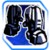 Icon Feet 001 Blue